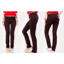 B16781 Jeans, Brownie, grande taille, femme