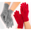 wholesale Gloves: C1975 Warm Hairy Women's Gloves Classic