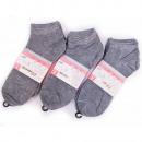 grossiste Vetement et accessoires: Chaussettes courtes, pieds féminins, gris, ...