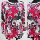 wholesale Shirts & Blouses: K2744 Warm Blouse, Large Size L-4XL, Designs