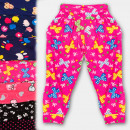 wholesale Childrens & Baby Clothing: 4632 Loose Pants For Girls 4-8 Years, Mix Patterns