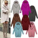 wholesale Pullover & Sweatshirts: AW016 Sweatshirt  Cape, Loose Cardigan with a Hood