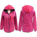 Großhandel Pullover & Sweatshirts: Damen Sportjacke, Hoodie, Polar Shell, S-XL, 5