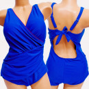 wholesale Swimwear: 4618 Swimsuit, Big Plus Size up to 58, Envelope