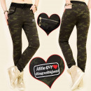 Bi 212 TRENDY  SWEATPANTS, PANTS, MORO, PATCH