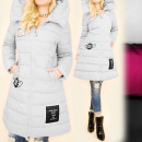 wholesale Coats & Jackets: C17397 Winter  Coat, Jacket,  Showy Collar, ...