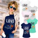 Großhandel Fashion & Accessoires: K489  Baumwollbluse,  Top, Frauen Shirt, ...