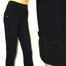 Großhandel Hosen: F568 Hose schwarz Frauen Material