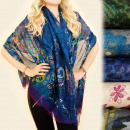 wholesale Scarves & Shawls: C17295 Extremely Skirt, Shawl, Curious Pattern
