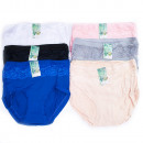 wholesale Lingerie & Underwear: Bamboo Women Panties, 2XL-4XL, 5000