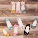 grossiste Vetement et accessoires: 4551 Chaussettes pour femmes, pieds, ballerines, c