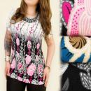 groothandel Kleding & Fashion: C11198  Aantrekkelijk  blouse, plus size, ...