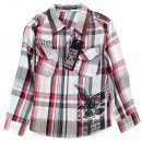 Großhandel Haushalt & Küche: Hemd für einen Jungen, mit Drucken, 4-14, 6377