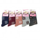 wholesale Stockings & Socks: Thermo Angora Women's Socks, Śnieżki 35-42 578