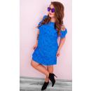 BI730 nyári csipke ruha, spanyol ruhák