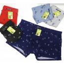 4814 Trendy Men Boxer Shorts, L-3XL, Dragonfly