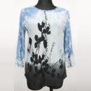 Großhandel Hemden & Blusen: Bluse, Große Größe, Muster, M-3XL, K2731