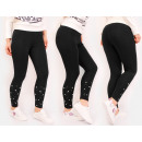 4468 Spring Womens Leggings, Beads and Beads