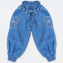Großhandel Kurzwaren & Handarbeit: A19113 Mädchen Haremki Shorts, Pailletten, Binden