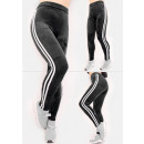 C17537 Soft Sweatpants leggins, Leggings, Velor