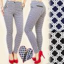 BI200 pantaloni  chic, MODELLO arabesco, TUBO