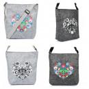 wholesale Bags & Travel accessories: Women Handbag, Messenger Bag, Folk Embroider A1882