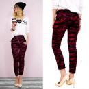 Großhandel Jeanswear: B16648 Moro Hosen, Crushed Jeans, Mega Buttons