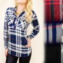 Großhandel Hemden & Blusen: BI529 Asymmetrisches Hemd, Tunika, ...