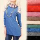 wholesale Shirts & Blouses: BI629 Tunic, Mega Collar, Small Sequins