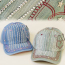 FL203 FASHIONABLE  HAT, Basecap JEANS, with pocket