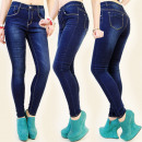 B16411-Hosen-Jeans, TUBE - CLASSIC, MARINE-BLAU