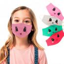 Kids protective face mask, rabbit, 4-10, D5861