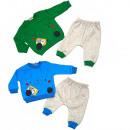 wholesale Toys: Tracksuit for a boy, 2 pieces, Teddy Bear, 74-92,