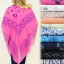 FL412 Ample Écharpe, foulard, MOTIF LOVELY