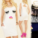 FL538 Lovely Kleid, Tunika, Perle Gesicht