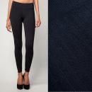 wholesale Fashion & Apparel: Bamboo Leggings with Pattern, Black, UNI, 5013