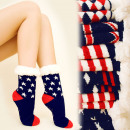Großhandel Schuhe: 4130  Winter-Skartety,  ABS Pantoffeln, ...