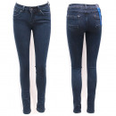 wholesale Jeanswear: Womens Jeans, 25-30, Classic Navy, B16885