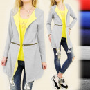 wholesale Pullover & Sweatshirts: BI305 LONG cape,  COAT, JACKET, straps and zippers