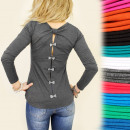 wholesale Shirts & Tops: C1189 LOVELY TOP,  BLOUSE, DIVINE bows, COLORS