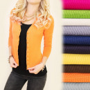 C17210 Charming sweater, nice knitwear, colors