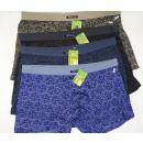4839 Bamboo Boxer Shorts For Men, L- 3XL, Vintage
