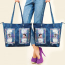 ingrosso Borse: T38 Bella borsa,  Jeans, Patch e Sequins