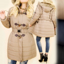 wholesale Coats & Jackets: C17388 Adorable  Women Jacket, Winter Coat, Studs