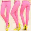 wholesale Belts: B16483 BEAUTIFUL  JEANS, PANTS, BELT, NEON PINK