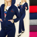 BB136 Tracksuit,  Sport Set:3 Parts, Fitness Rabbit
