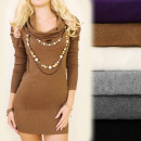 wholesale Fashion & Apparel: C17213 Feminine  Tunic, Dress, Loose Golf, Puffs