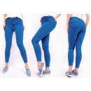 B16705 Classic Jeans Pantalon, Tubes, Bleu Nevada