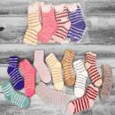 4312 Warme und weiche Frauen Socken, Terry , Pelz