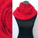 Großhandel Fashion & Accessoires: Winterschal, Warm Chimney, Melange A1842